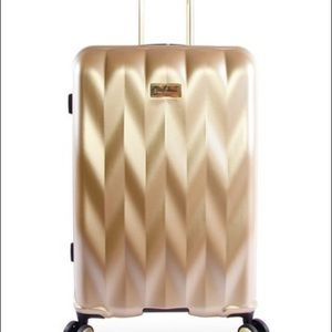 NEW JUICY COUTURE LUGGAGE
